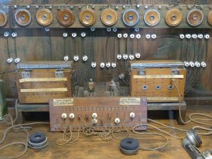 old telephone system